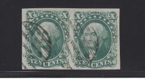 14 Pair Superb- XF neat cancels deep color 2 PF certificates ! see pic !