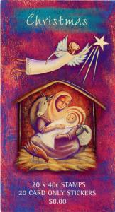 Australia #2110a Nativity Booklet MNH