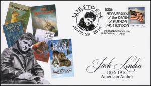 2016, WESTPEX, Jack London, Author, Call of the Wild, 16-140