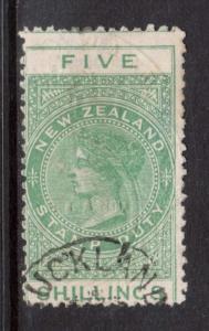 New Zealand #AR6 Used
