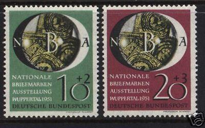 Germany #B318 - #B319 VF/NH