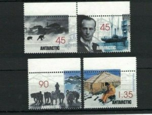 AAT104) Australian Antarctic Territory 1999 Mawson Huts CTO/Used