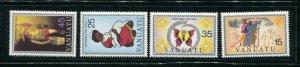 Vanuatu MNH 315-8 Christmas 1981