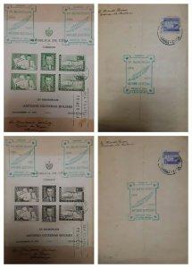 O) 1951  SPANISH ANTILLES, ANTONIO GUITERAS HOLMES - PREPARING SOCIAL LEGISLATIO