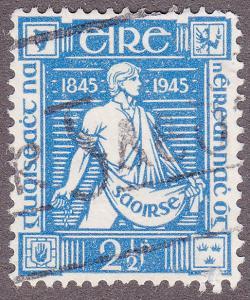 Ireland 131 Hinged 1945 Sower
