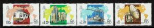 Hong Kong SC# 470-473, Mint Never Hinged, 472 small minor gum crease - S4677