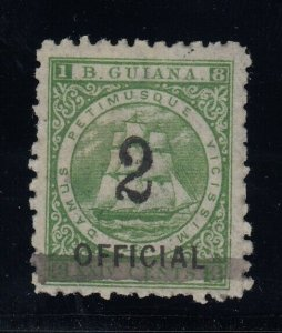 British Guiana, Sc 102 (SG 159), MLH