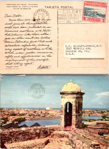 Colombia, Picture Postcards, Medical
