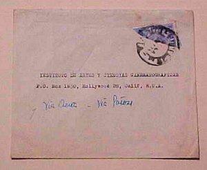 BOLIVIA BISECT 400R OLLA FEB 1961 B/S POTOSI FEB 16