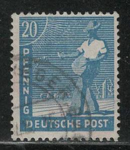 Germany AM Post Scott # 564, used