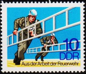 Germany(DDR). 1977 10pf S.G.E1991 Unmounted Mint