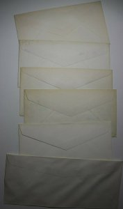 US Stamp Exhibtion & Stamp Show Lot of 6 Philatelic Expo Cachet Covers