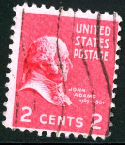 United States - SC #806 - USED - 1938 - Item USA223