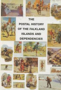 THE POSTAL HISTORY OF THE FALKLAND ISLANDS AND DEPENDENCIES BY EDWARD B. PROUD