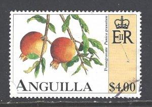 Anguilla Sc # 965 used (DT)