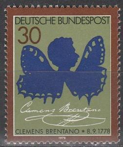 Germany #1279 MNH  (S1996)