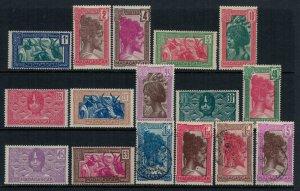 Madagascar #147-58,64,65A,6-7*/u  CV $9.15