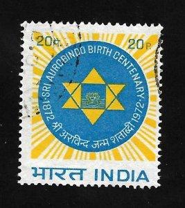 India 1972 - U - Scott #558