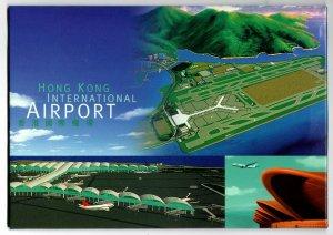 Hong Kong 1998 International Airport Presentation Pack UMN Stamps set