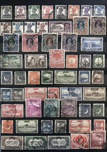PAKISTAN 1947 TO 2016 + SERVICE COLLECTION (USED) HIGH C.V