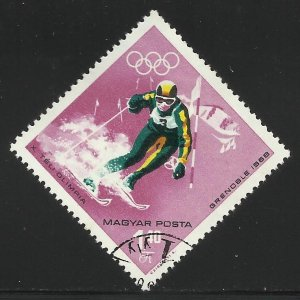 Hungary 1968 Scott# 1875 Used