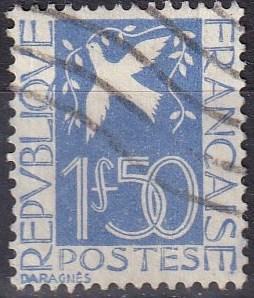 France #294  F-VF Used  CV $15.00  Z684