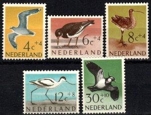 Netherlands #B353-7  MNH  CV $6.60  (P727)