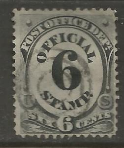 UNITED STATES  O50  USED,  OFFICIAL, POST OFFICE