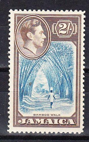 Jamaica Scott 126 Mint hinged (Catalog Value $20.00)