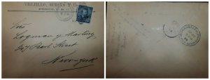 O) 1889 PUERTO RICO - PORTO RICO - US OCCUPATION, ULYSSES GRANT 5c, MILITARY STA