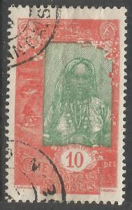 FRENCH SOMALI COAST 87 VFU Z123
