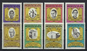 HONDURAS #C3369-76 MINT, F-VF, NH - PRICED AT 1/2 CATALOG!
