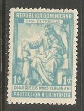 Dominican Republic RA13 MOG I148-4