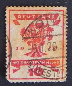 Germany, №8-(12G-5IR)