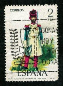 Spain, (4054-т)