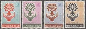 Haiti #489-90, C191-2 MNH F-VF (V734L)