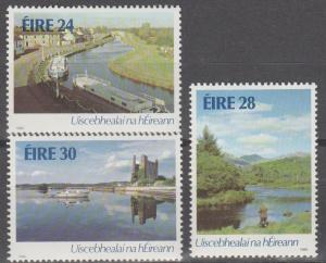 Ireland #662-4  MNH F-VF CV $3.65 (SU1642)