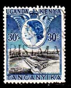 Kenya, Uganda, Tanzania - #108 Owen Falls Dam - Used