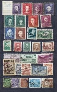 POLAND Early/Mid M&U Collection(Appx 230 Items) (SK 868