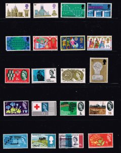 UK STAMP GREAT BRITAIN MNH STAMPS COLLECTION LOT  #M3