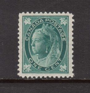 Canada #67 XF/NH Gem **With Certificate**