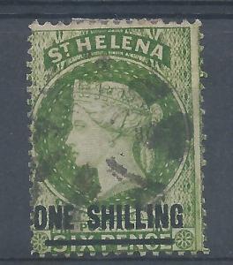 St. Helena 23 U