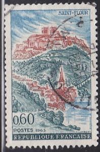 France 1070 Saint Flour 1963