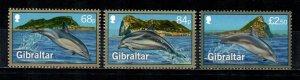 Gibraltar #1455-1457  MNH  Scott $13.50