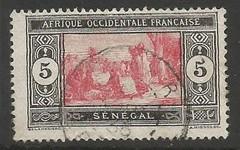 SENEGAL 83 VFU Z5792-2