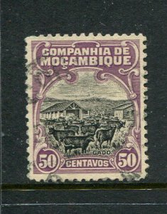 Mozambique Company #138 Used- Penny Auction
