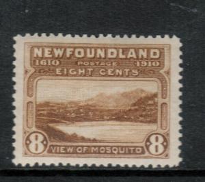 Newfoundland #99 Extra Fine Never Hinged