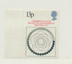 Great Britain Scott #720 To 723, Universal Postal Union Issue From 1973, Mint...