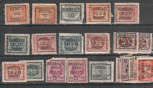 Belgium Used lot #6