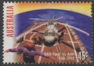 Australia 1998 SG1758 45c RAN Fleet Air Arm FU